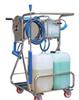 """Моб. установка  с пеногенер. системой """"Foam & Wash"""", 10-100 бар, с подачей воздуха, на 1 ср-во - фото 12804"""
