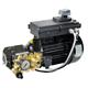 Насос плунжерный MTP LW-K +VA 12/100 с эл. двигателем  220 В - фото 12991